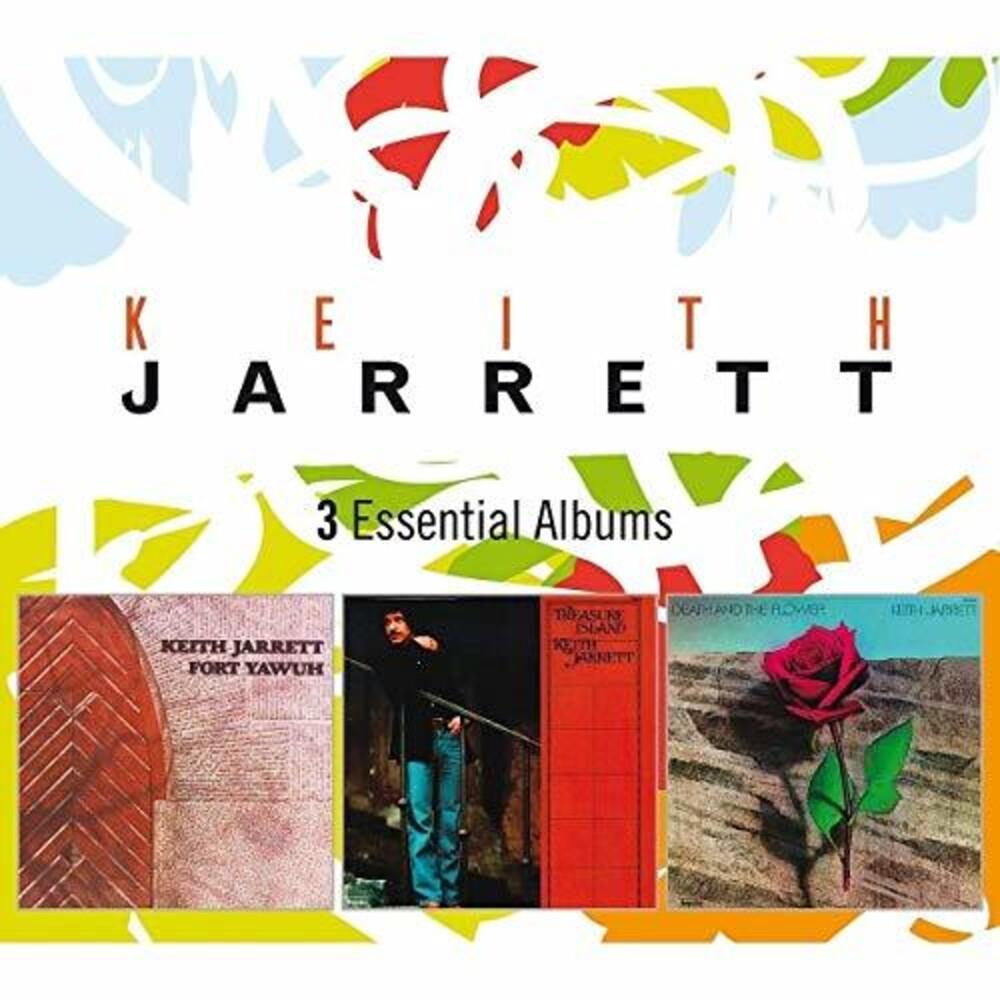 Keith Jarrett - 3 Essential Albums [Import]