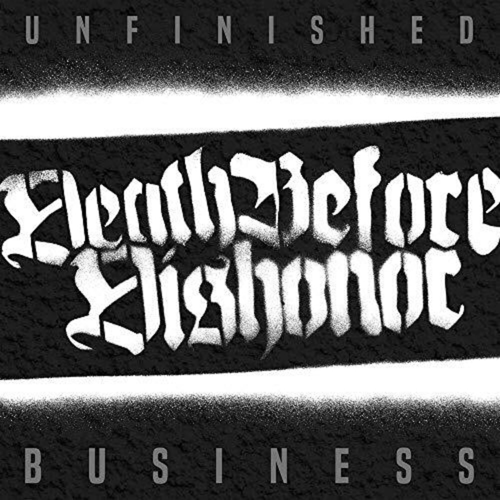 Death Before Dishonor - Unfinished Business [LP]