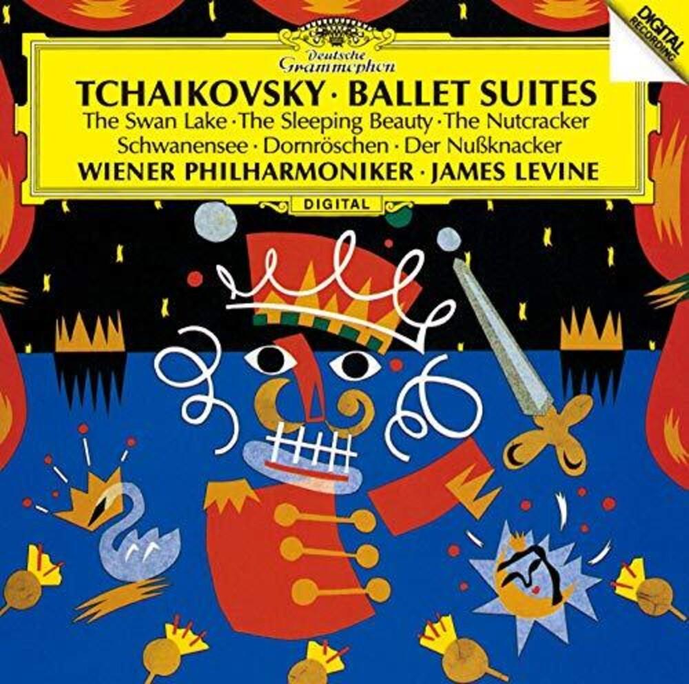 Tchaikovsky / James Levine - Tchaikovsky: Ballet Suites [Limited Edition] (Jpn)