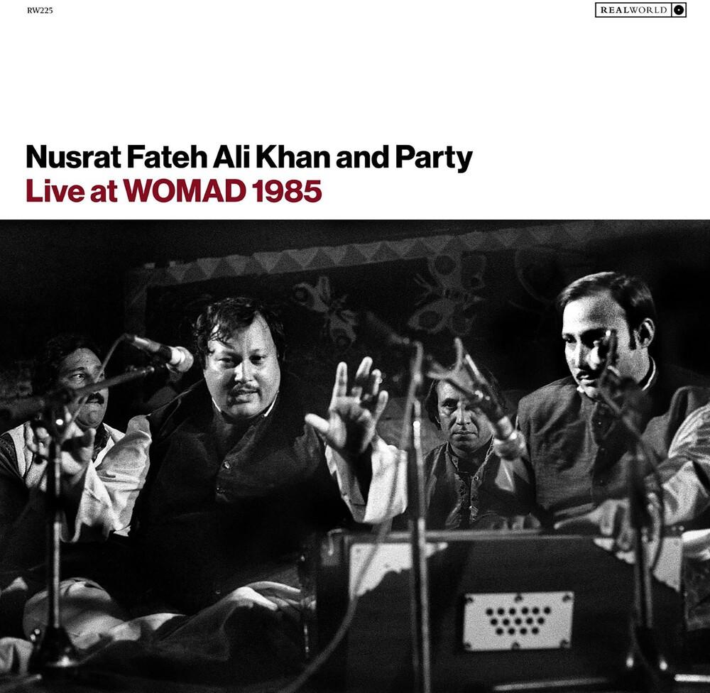 Nusrath Khan Fateh Ali - Live At Womad 1985