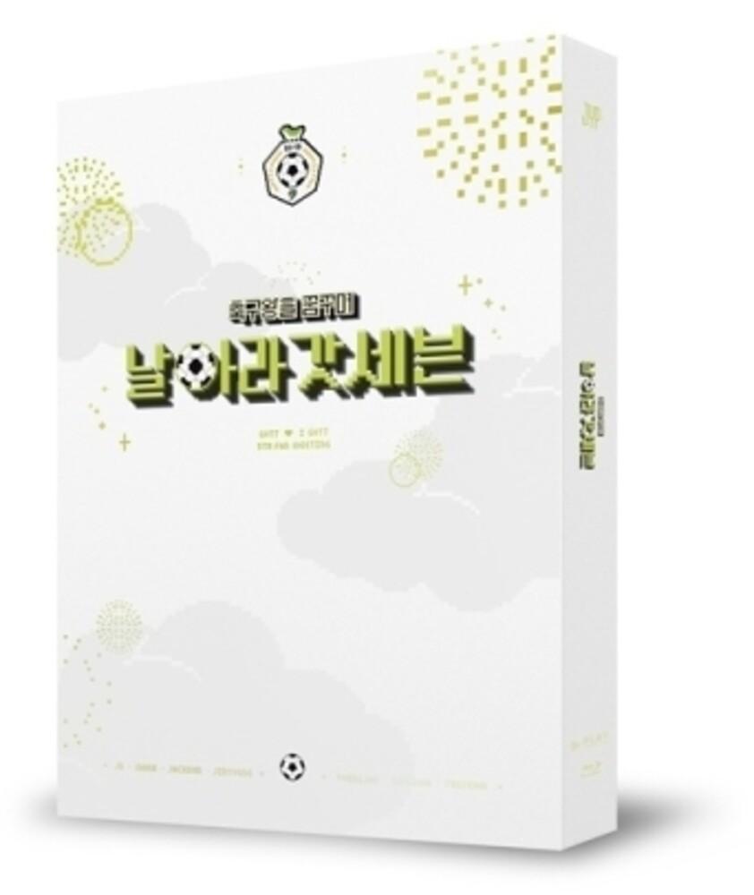 - GOT7 - I GOT7 5th Fan Meeting (2 x Blu-Ray, 24pg Photobook, Photocard + Postcard)
