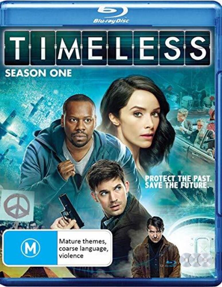 Abigail Spencer - Timeless: Season One