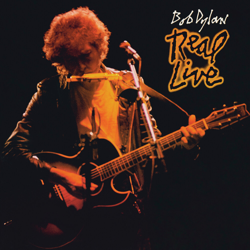 Bob Dylan - Real Live [LP]