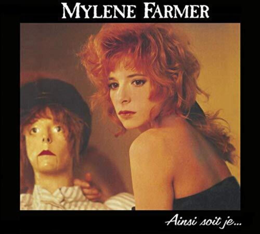 Mylene Farmer - Ainsi Sous-Je (Colv) (Fra)