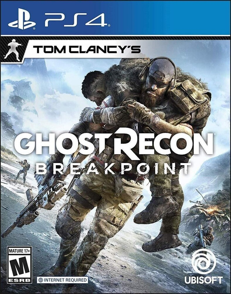 Ps4 Ghost Recon Breakpoint Standard Day 2 - Ghost Recon: Breakpoint for PlayStation 4