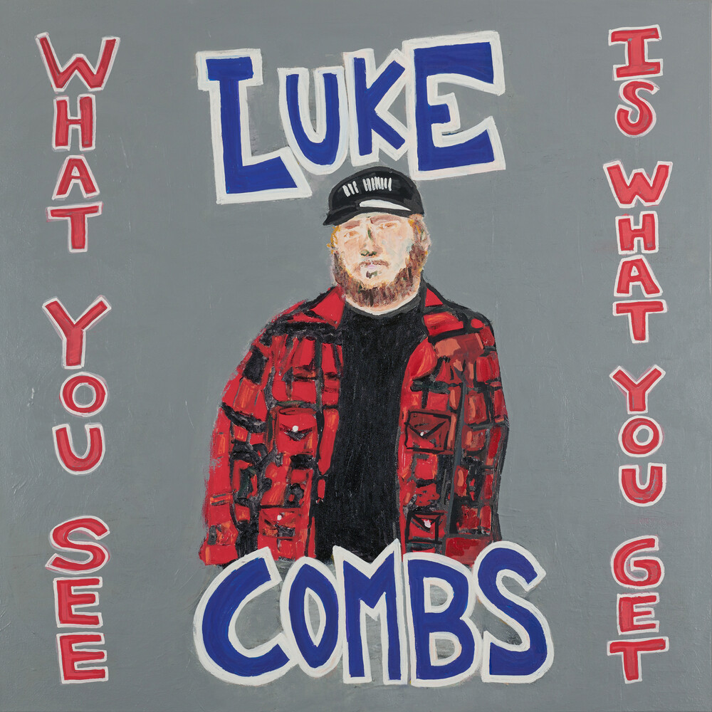 Luke Combs - What You See Is What You Get [LP]