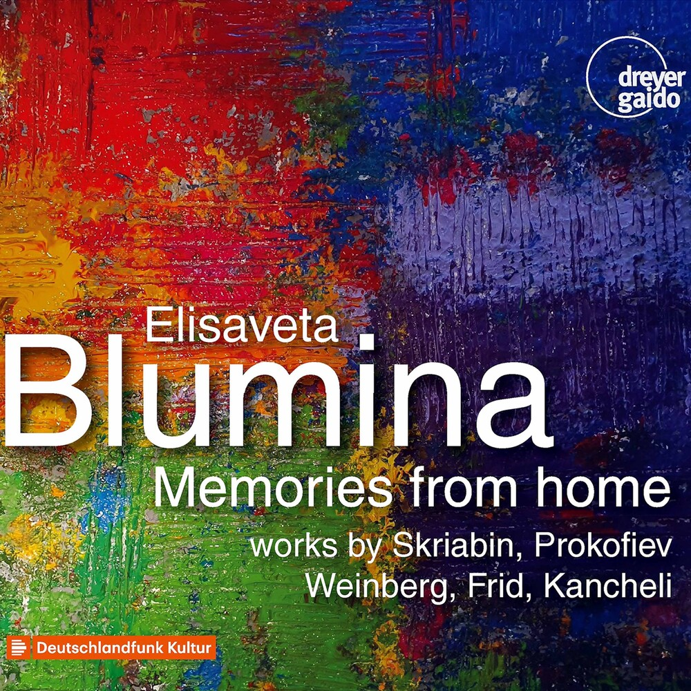 Elisaveta Blumina - Memories From Home (2pk)