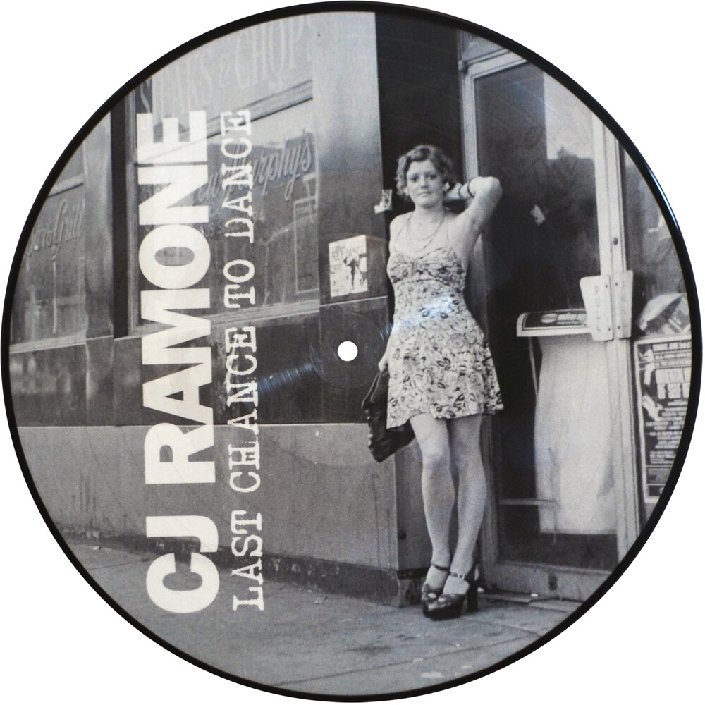 CJ Ramone - Last Chance To Dance (Ltd) (Pict)