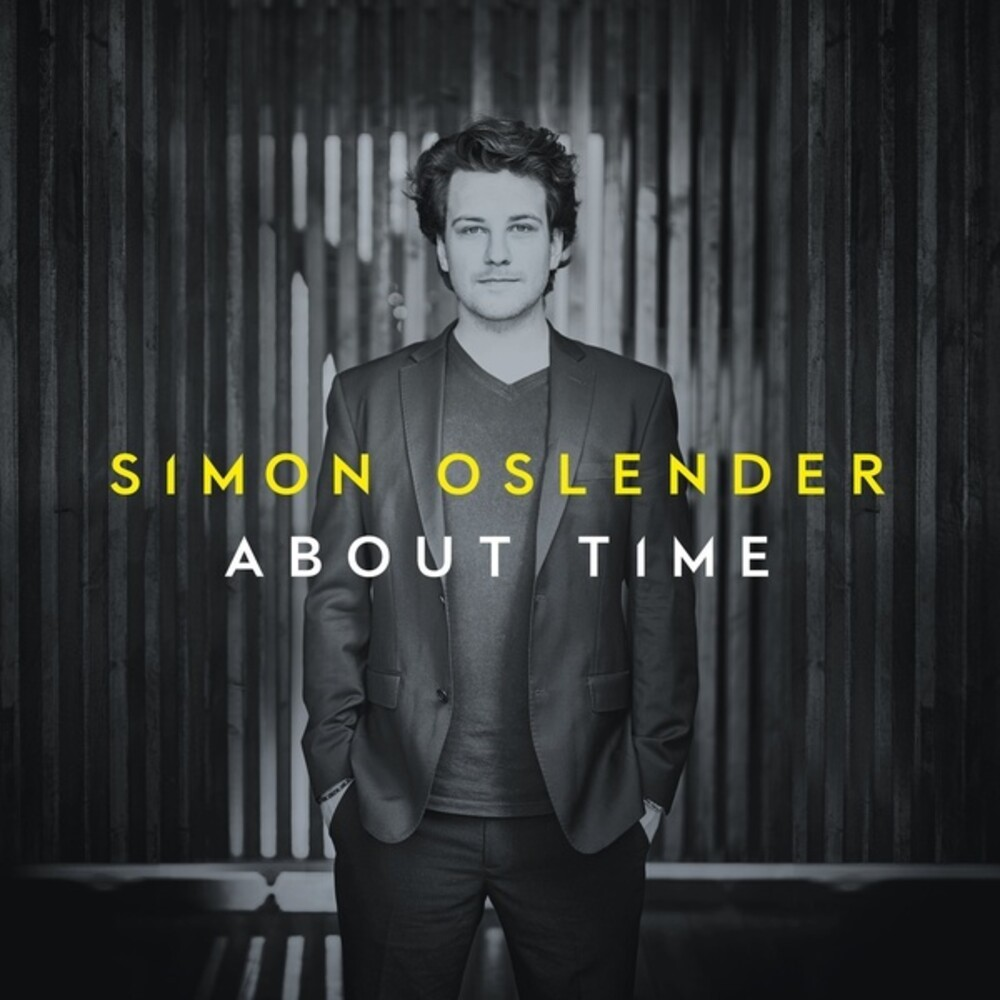 Simon Oslender - About Time