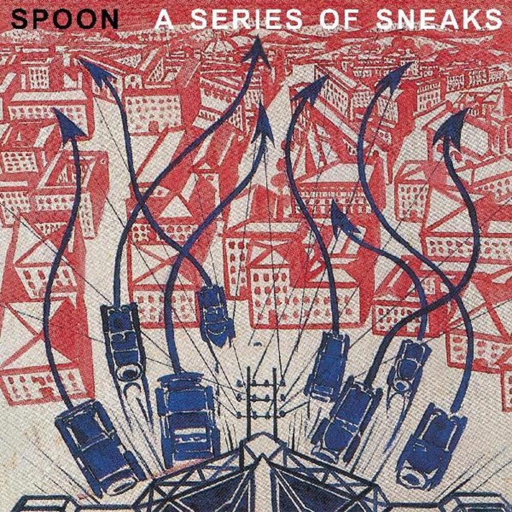 Spoon - A Series of Sneaks [LP]