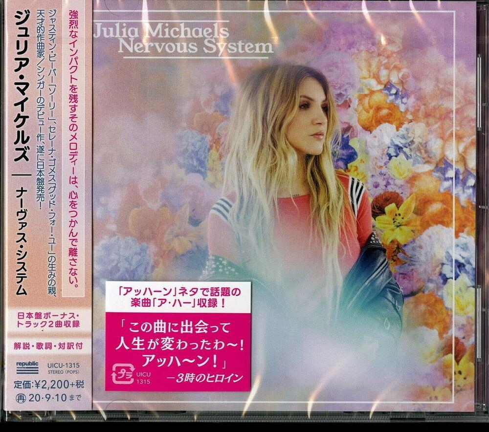 Julia Michaels - Nervous System (Japanese Bonus Track)