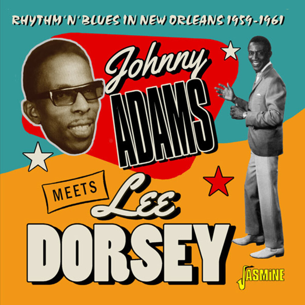 Johnny Adams / Dorsey,Lee - Rhythm N Blues In New Orleans 1959-1961 (Uk)