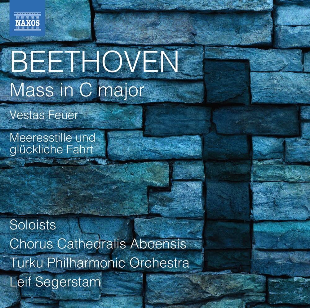 Beethoven / Turku Philharmonic Orchestra - Mass in C Major