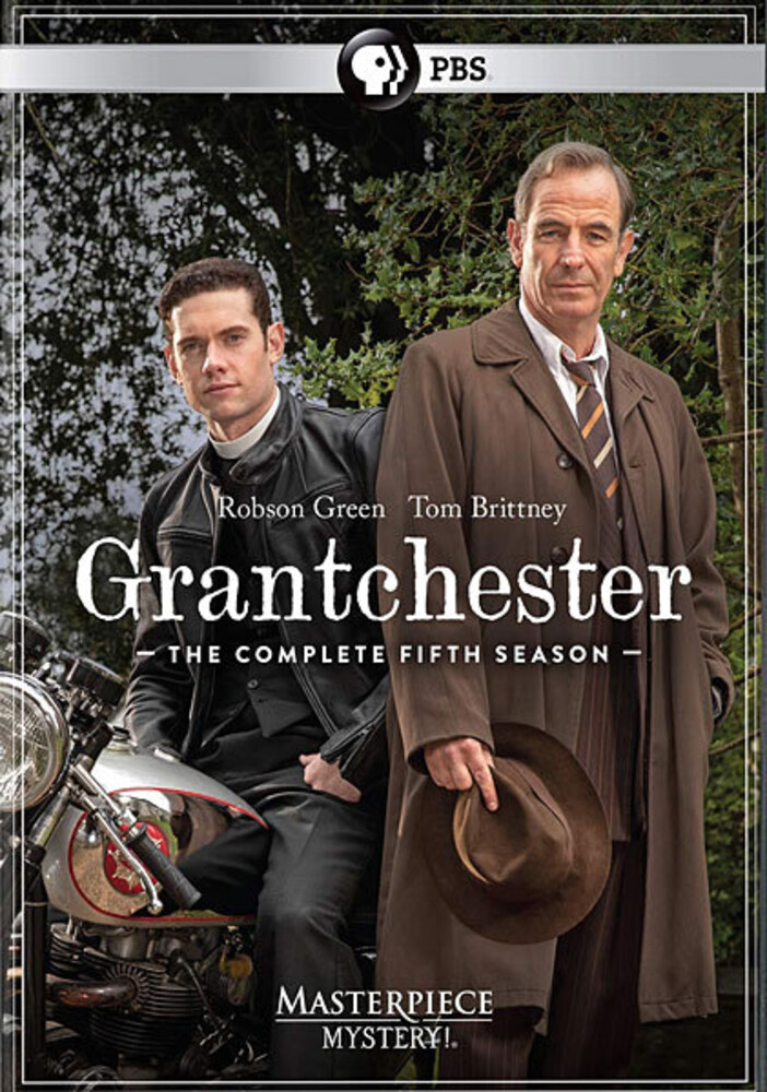 - Masterpiece Mystery: Grantchester - Season 5 (2pc)