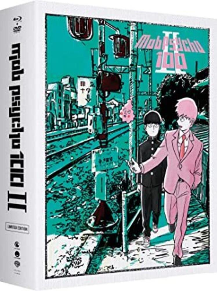 Mob Psycho 100 II - Mob Psycho 100 Ii (4pc) (W/Dvd) / (Ltd Digc)