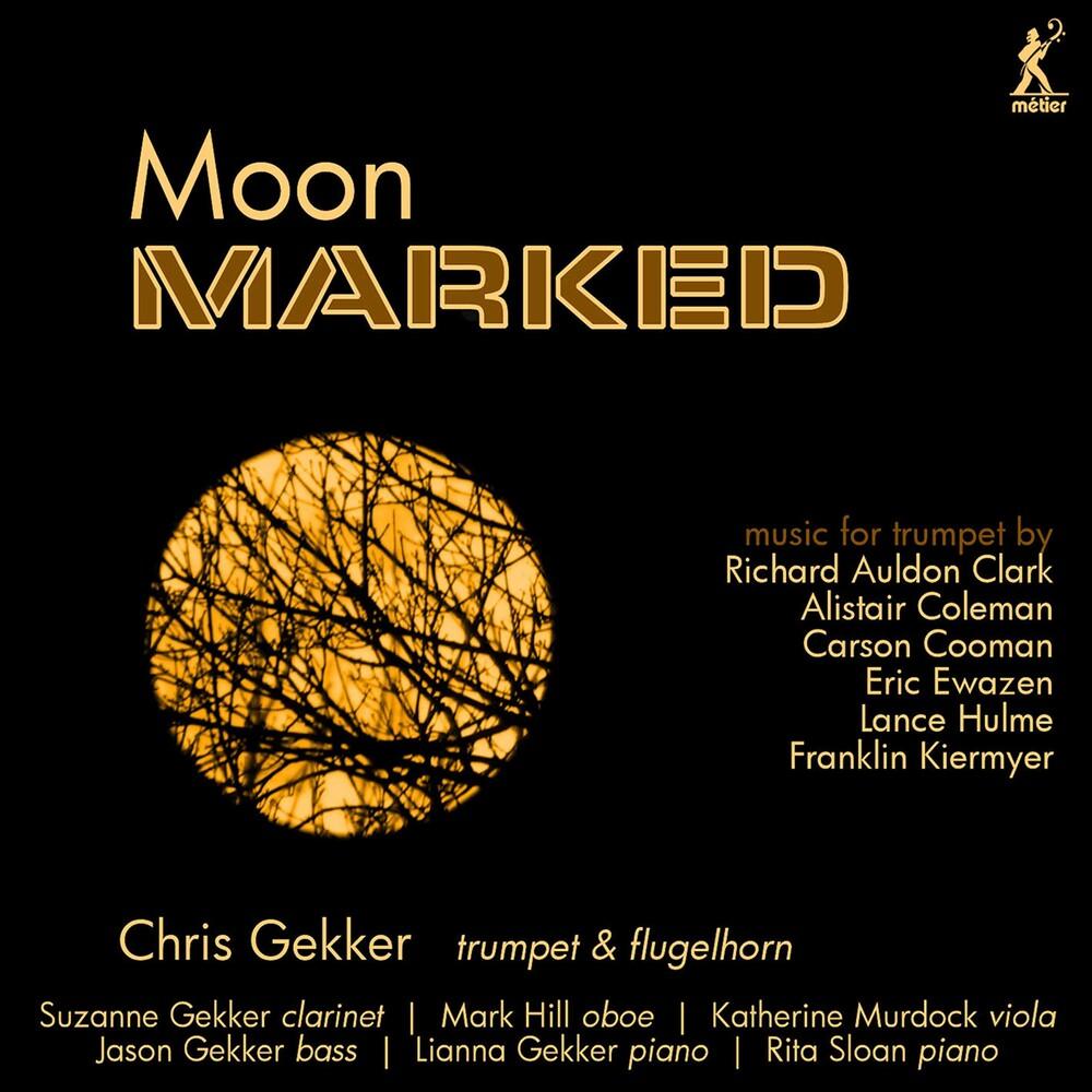 Chris Gekker - Moon Marked