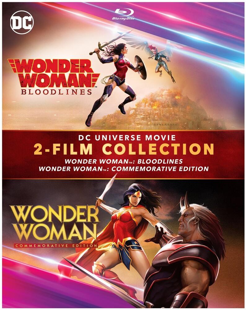 Wonder Woman - Wonder Woman: Bloodlines / Wonder Woman: 2-Film Collection