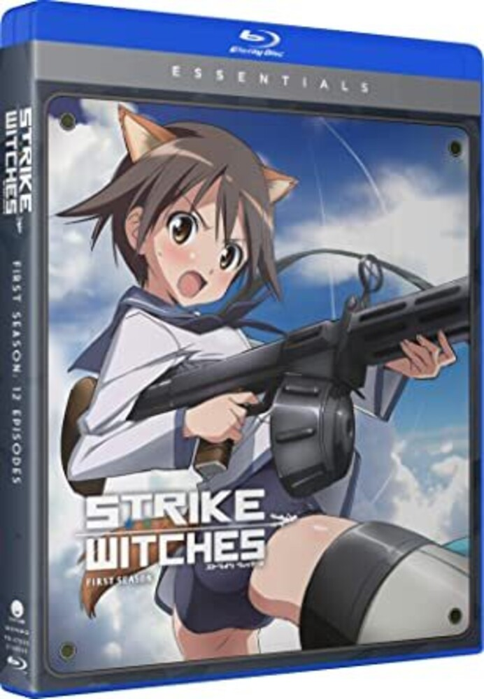 Strike Witches: First Season - Strike Witches: First Season (2pc) / (2pk Digc)