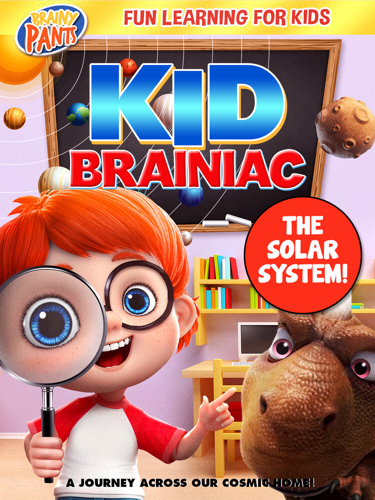 - Kid Brainiac: The Solar System