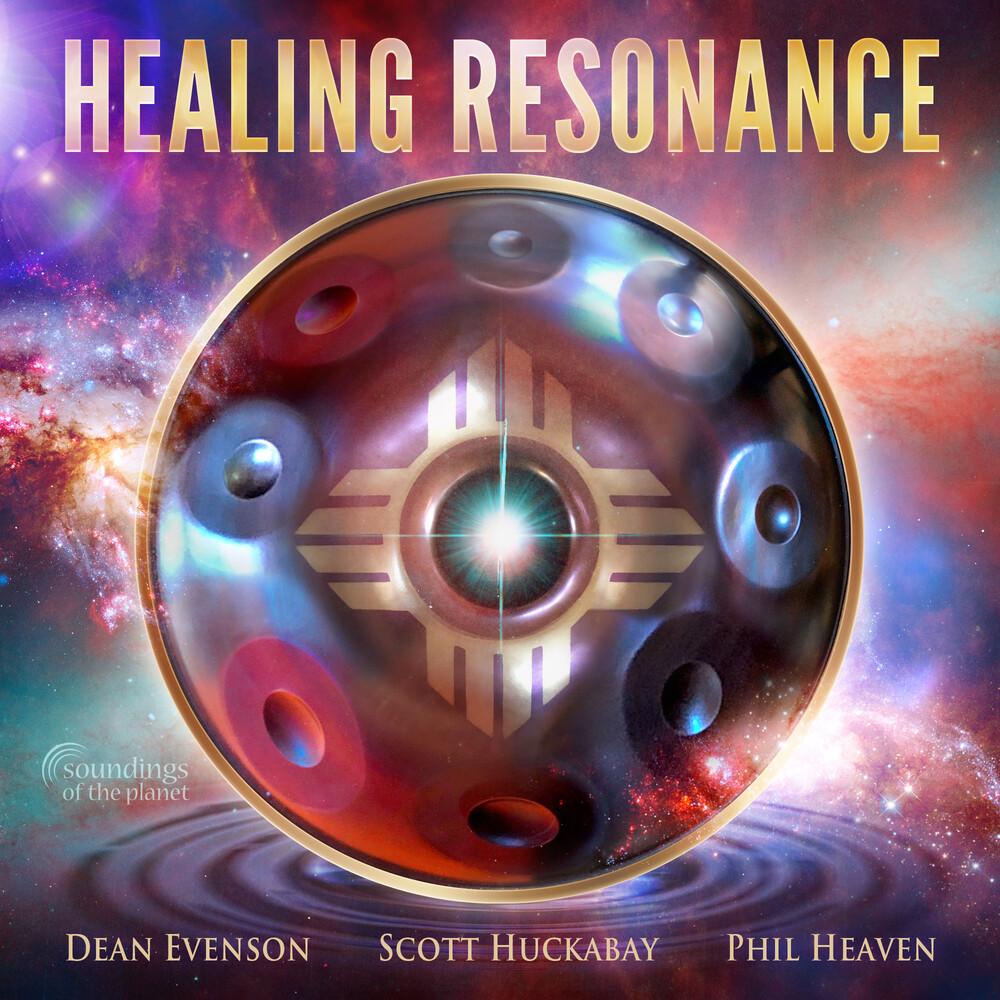 Dean Evenson / Huckabay,Scott / Heaven,Phil - Healing Resonance (Dig)