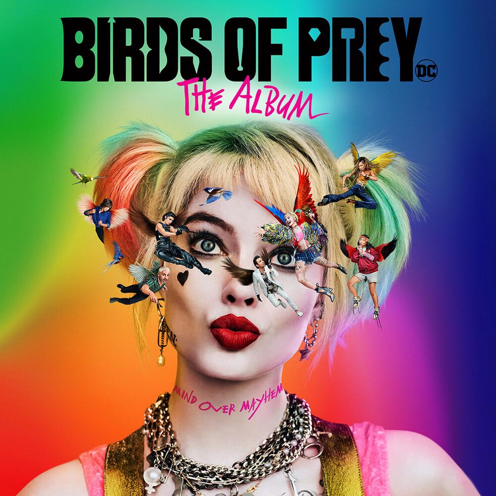 Various Artists - Birds Of Prey: The Album [LP]