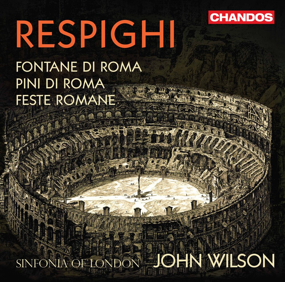 Sinfonia Of London - Roman Trilogy (Hybr)