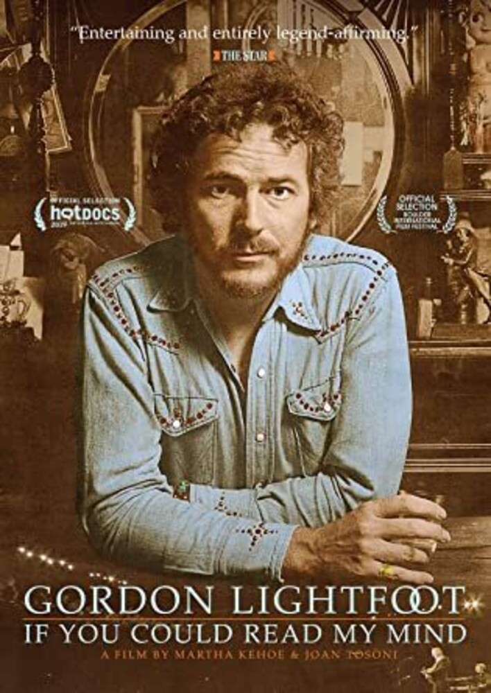 Gordon Lightfoot - Gordon Lightfoot: If You Could Read My Mind [DVD]