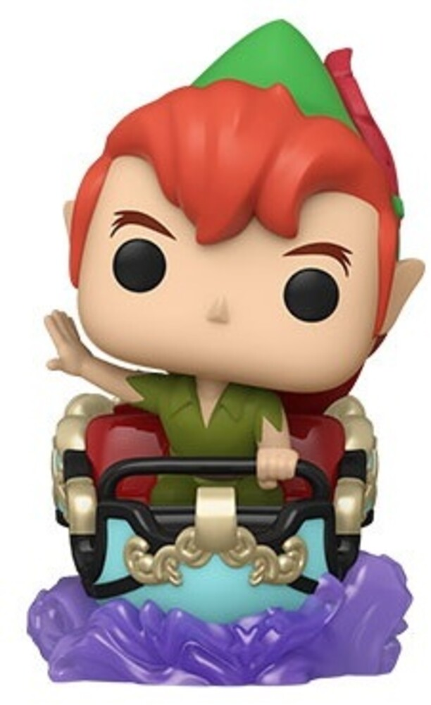 - FUNKO POP! RIDE: Disney 65TH - Peter & Flight