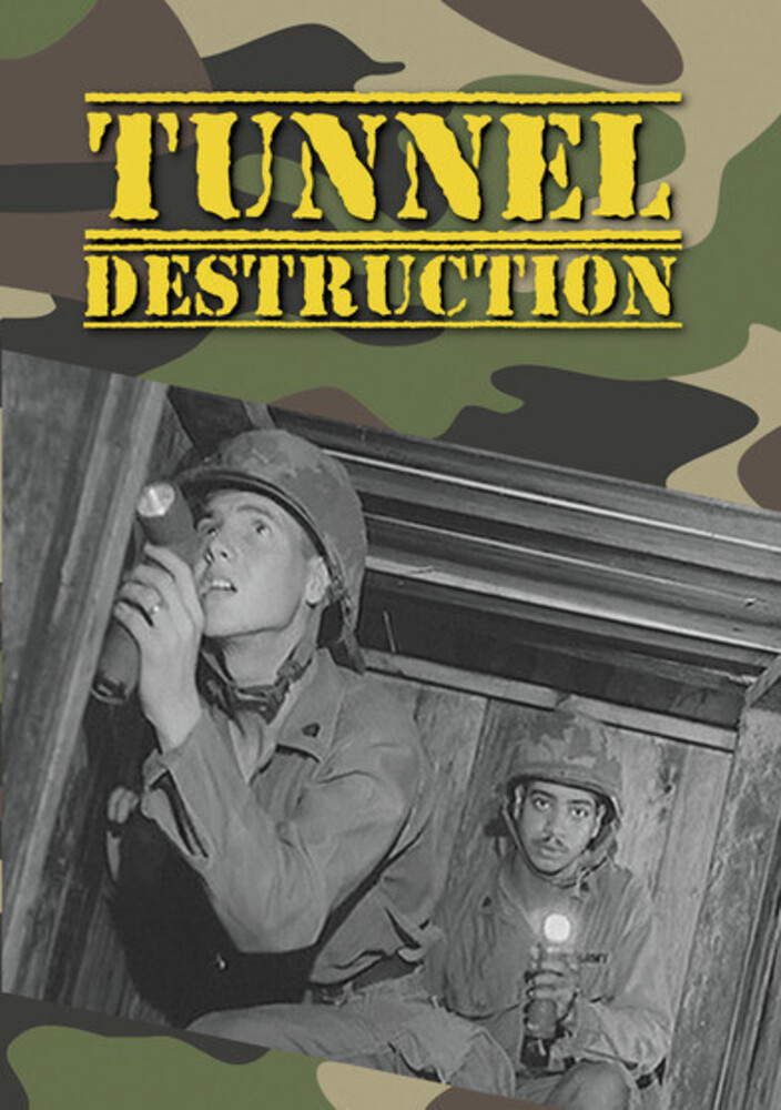 - Tunnel Destruction / (Mod Dol)