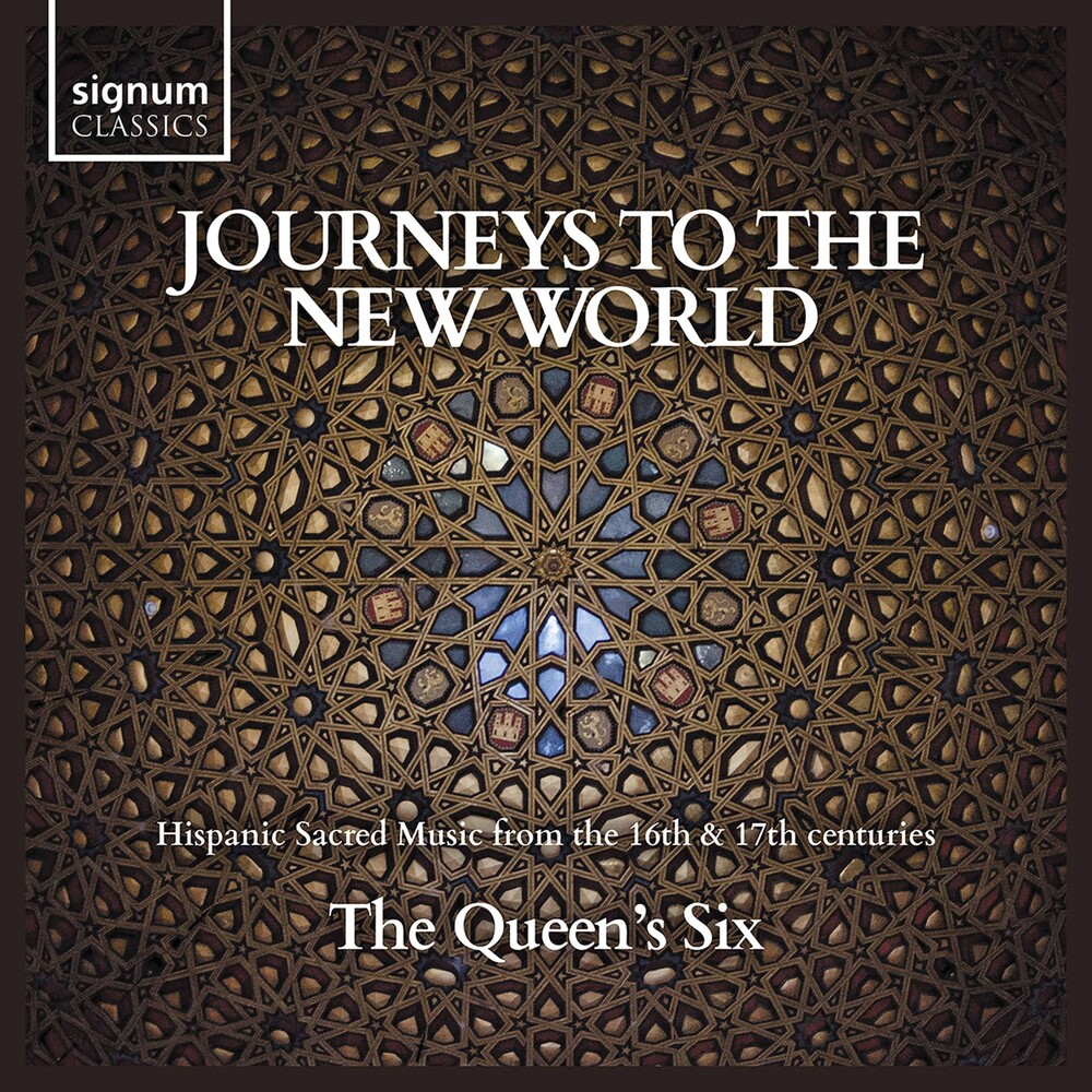 The Queen's Six - Journeys To The New World