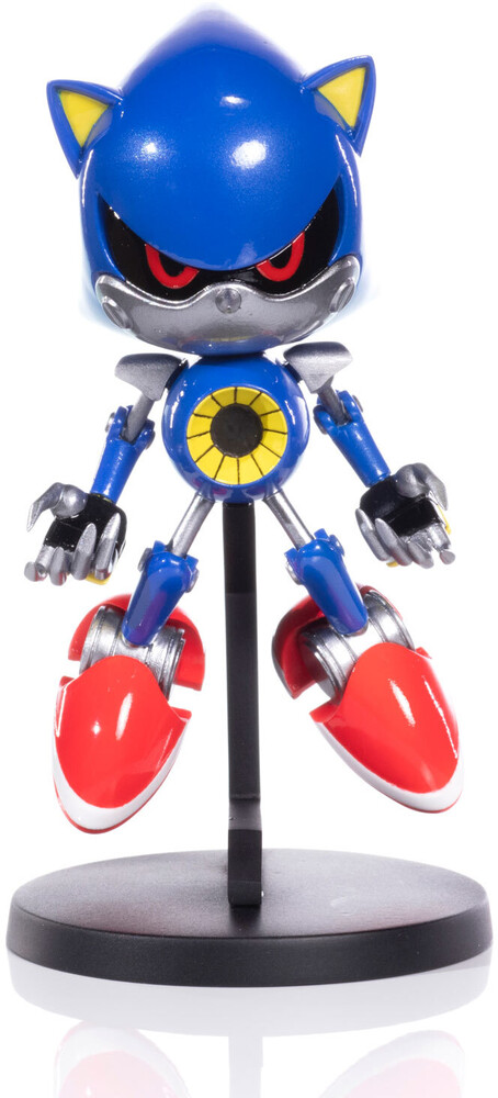 - First 4 Figures - Sonic the Hedgehog - Metal Sonic
