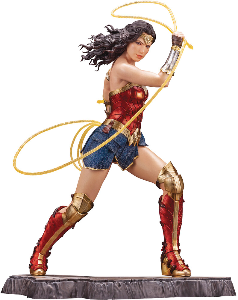 Wonder Woman 1984 Movie Wonder Woman Artfx Statue - Kotobukiya - Wonder Woman 1984 Movie Wonder Woman Artfx Statue