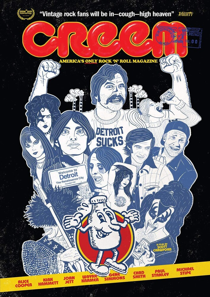 CREEM - Creem: America's Only Rock 'n' Roll Magazine [RSD Drops Oct 2020]