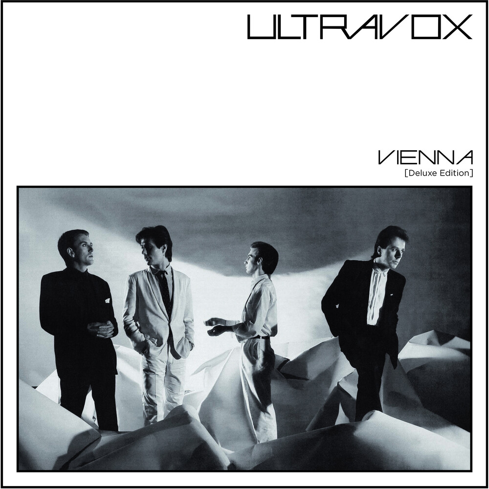 Ultravox - Vienna [Deluxe Edition]: 40th Anniversary [CD/DVD Box Set]