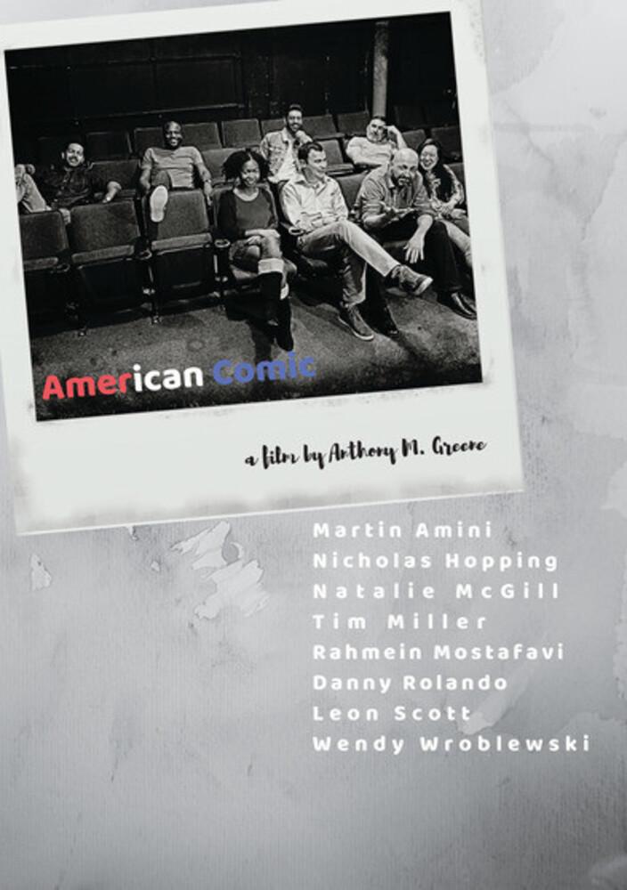 - American Comic / (Mod)