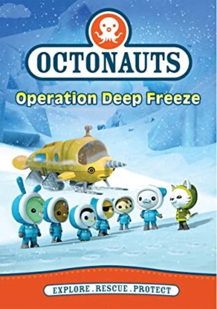 Octonauts: Operation Deep Freeze DVD - Octonauts: Operation Deep Freeze / (Ws)