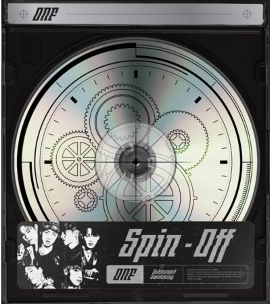 Onf - Spin Off (Wb) (Phot) (Asia)