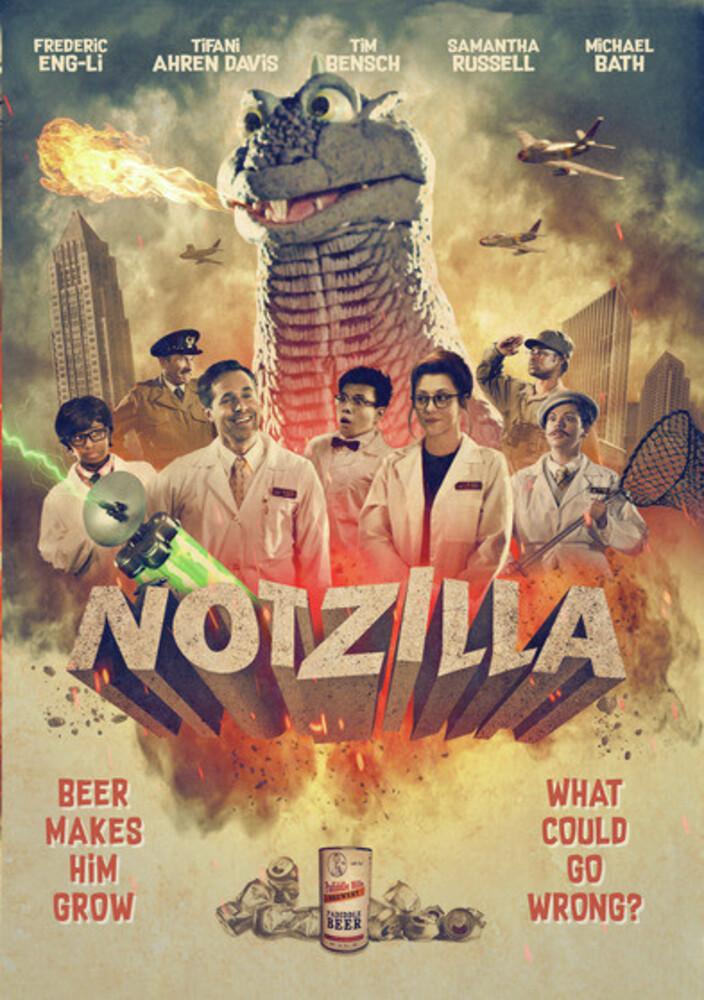 - Notzilla / (Mod)