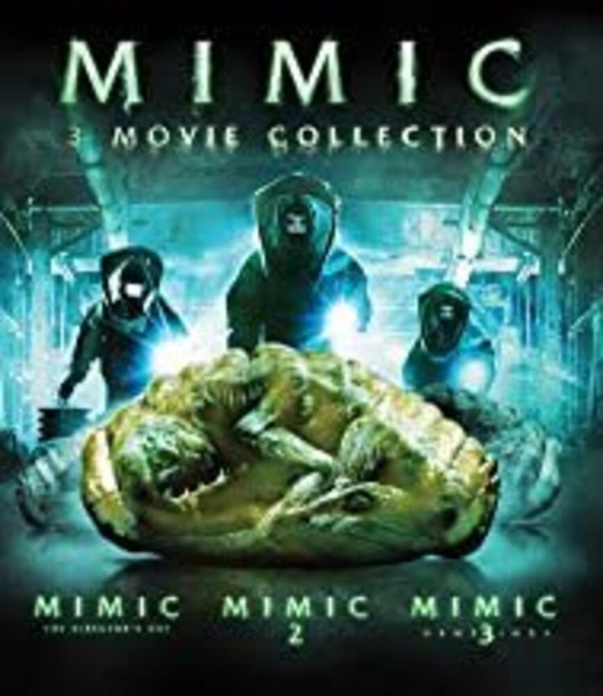 Mimic 3 Movie Collection - Mimic 3 Movie Collection (2pc) / (2pk Amar Sub Ws)