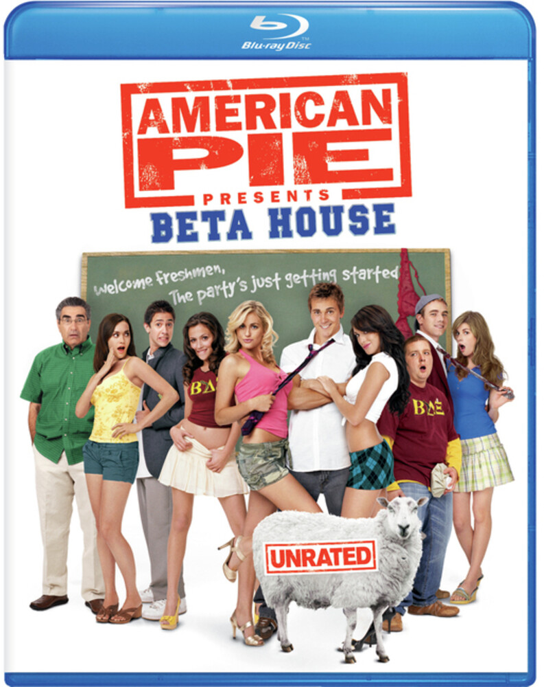 American Pie Presents: Beta House - American Pie Presents: Beta House / (Mod)