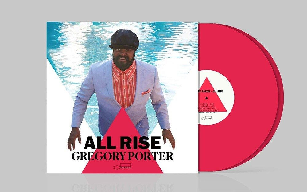 Gregory Porter - All Rise (Red)