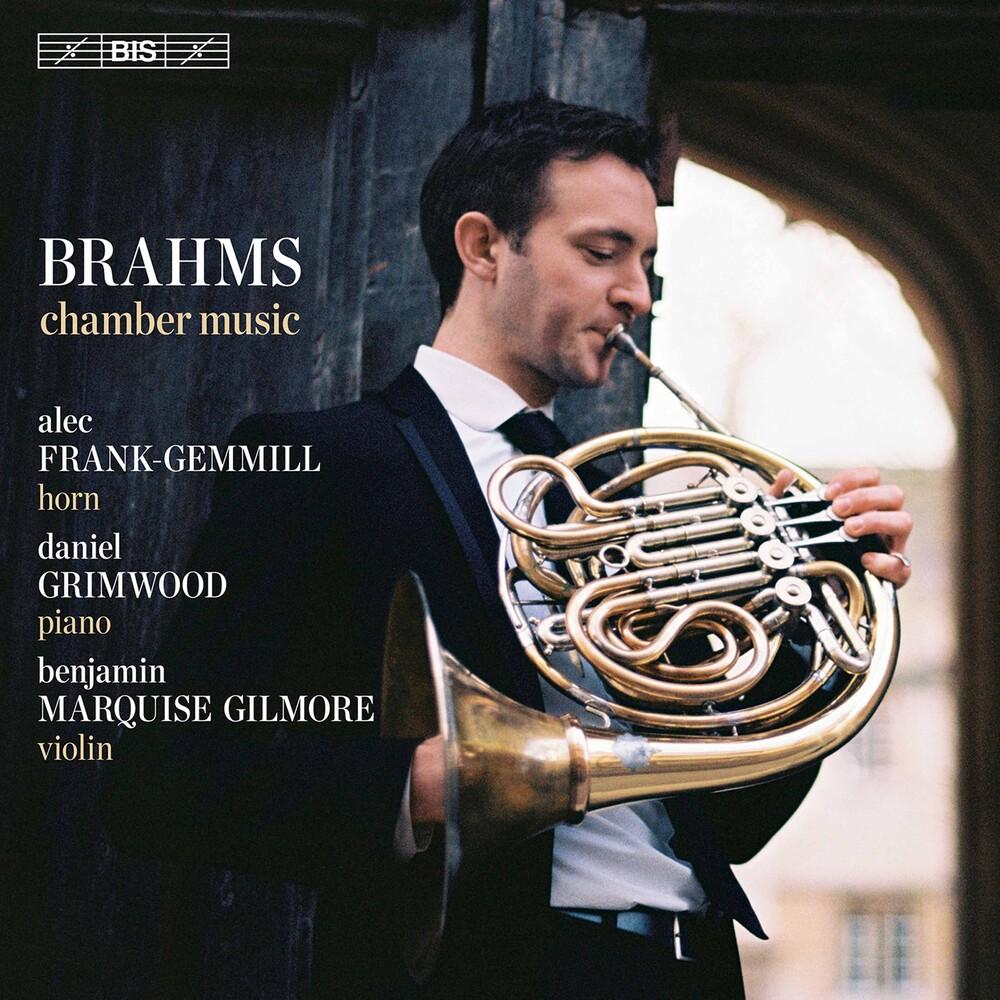 Alec Frank-Gemmill - Chamber Music (Hybr)