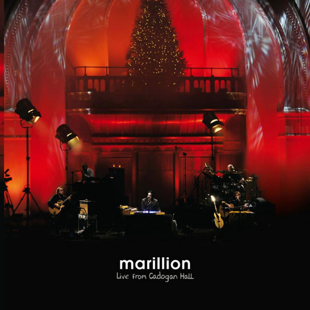 Marillion - Live From Cadogan Hall [Colored Vinyl] [Limited Edition] (Red)