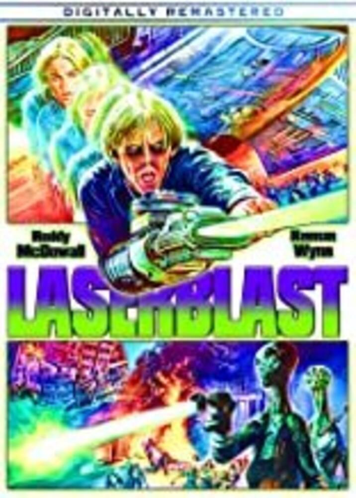 - Laserblast / [Remastered]