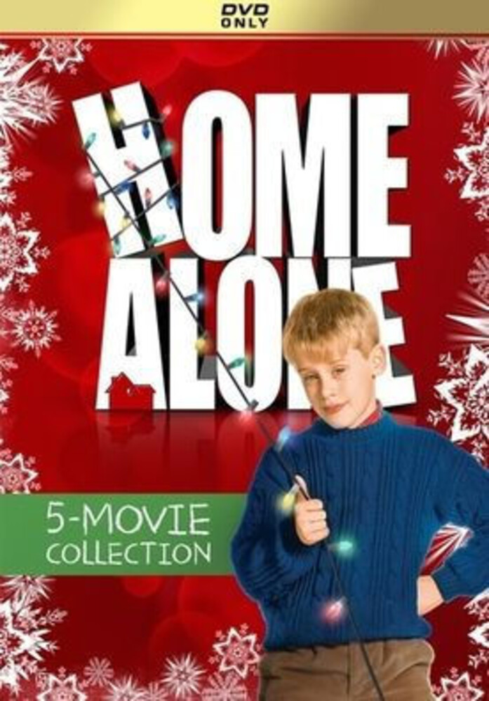 - Home Alone: 5-Movie Collection (5pc) / (Box)