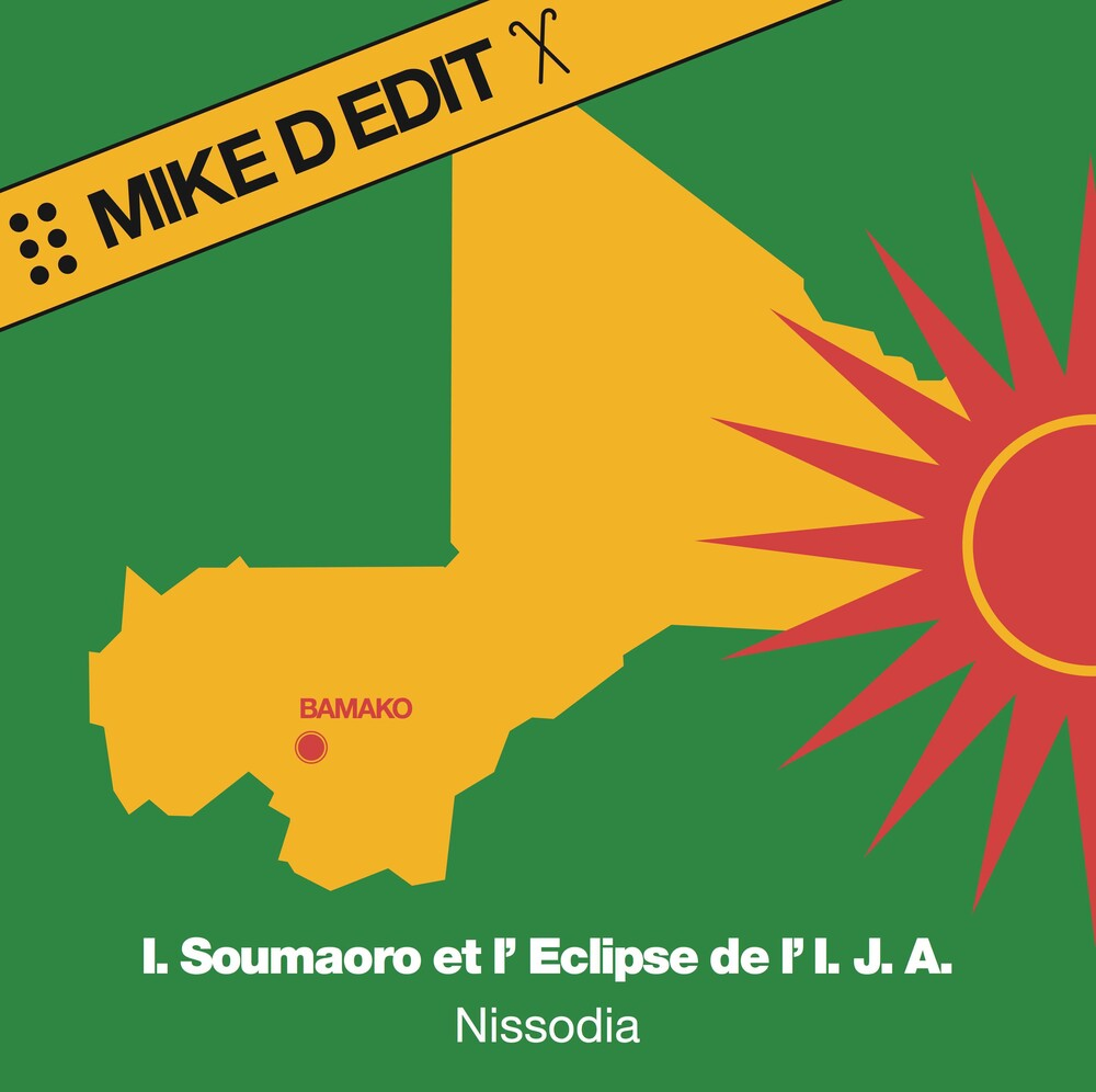 Idrissa Soumaoro Et Leclipse De Lija - Nissodia (Mike D Edit)