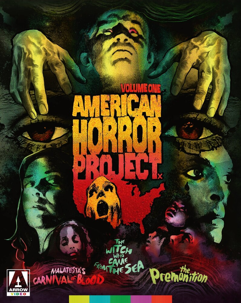 - American Horror Project 1 (3pc)