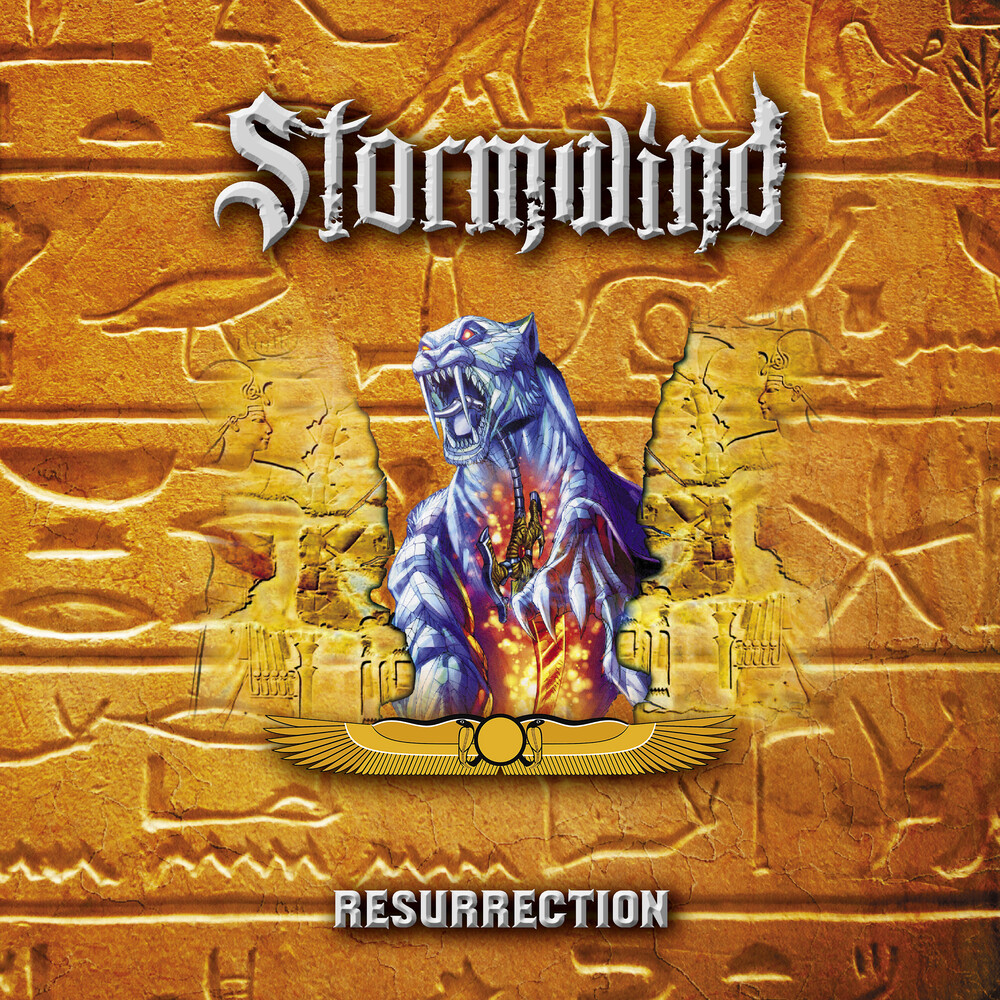 Stormwind - Resurrection (Bonus Tracks) (Rmst)