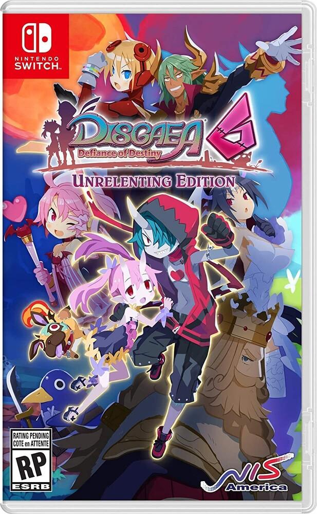 - Swi Disgaea: Defiance Of Destiny