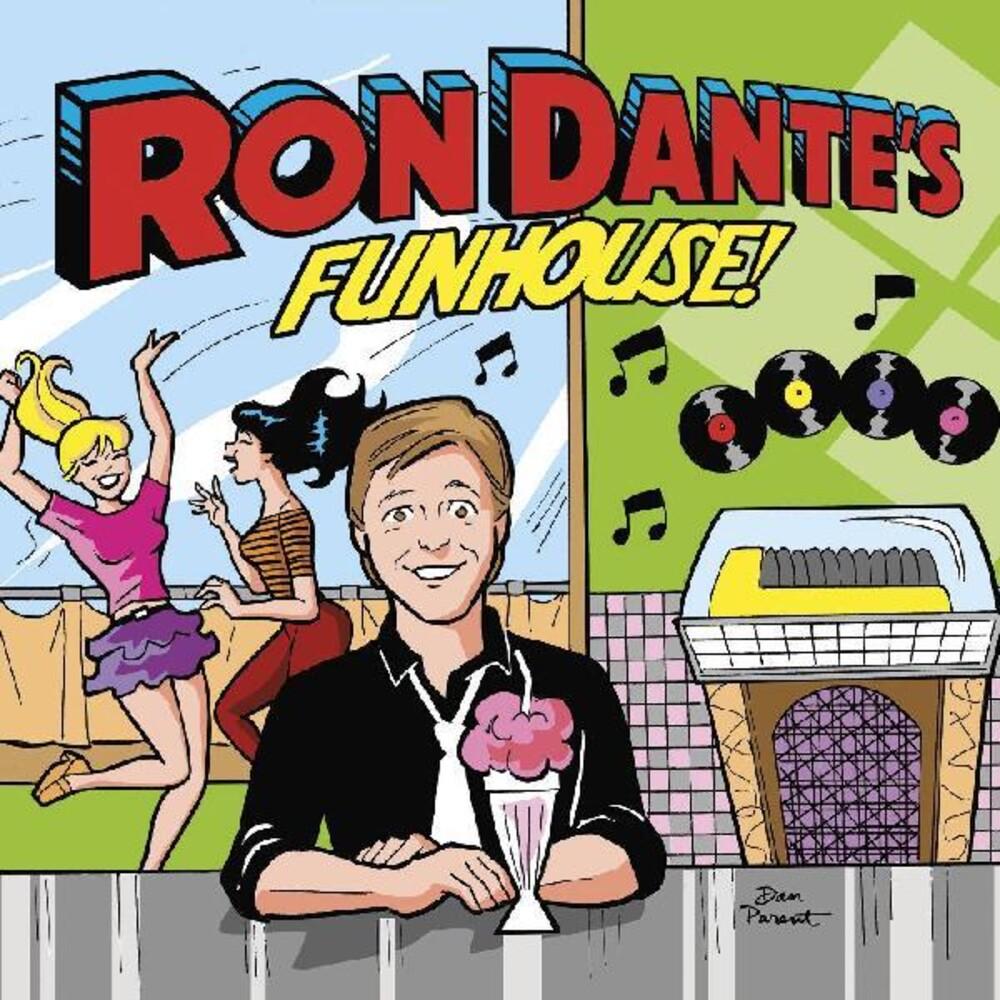 Ron Dante - Ron Dante's Funhouse [2CD]